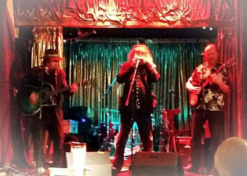 The Big Faux Fibbers @ The Ivy House